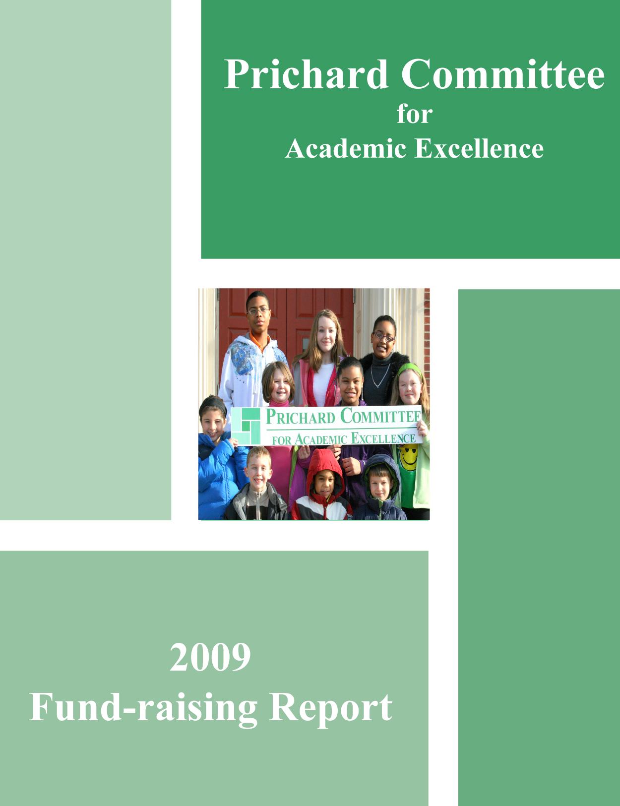 2009_Fundraising_Report
